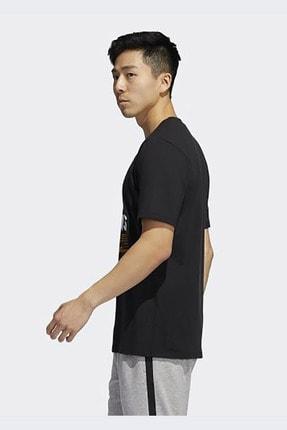 adidas Erkek Günlük T-shirt Unv Ia Ss Gm4845 4