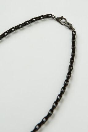 Penti Gümüş Nicole Chain Maske Askısı 1