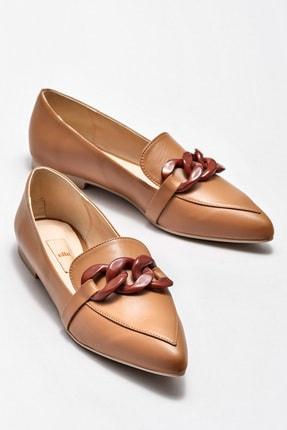 Elle Kadın Chalsea Taba Casual Ayakkabı 20KDS50237 1