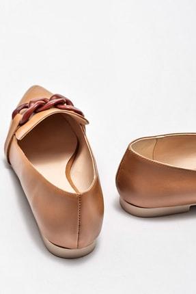Elle Kadın Chalsea Taba Casual Ayakkabı 20KDS50237 3