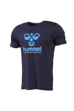 HUMMEL HMLCENTIL T-SHIRT S/S Lacivert Erkek T-Shirt 101086298 1