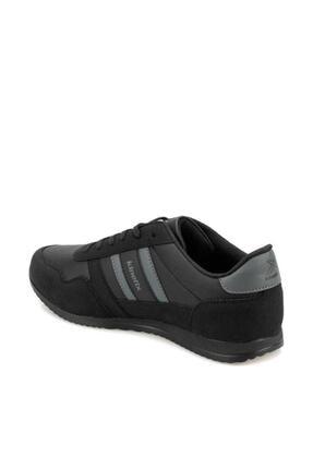 Kinetix Erkek Siyah Bağcıklı Sneaker 000000000100429934 Carter Pu 2