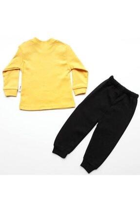 bebegen Küçük Adam Sarı Siyah 2 Li Erkek Bebek Takım 1