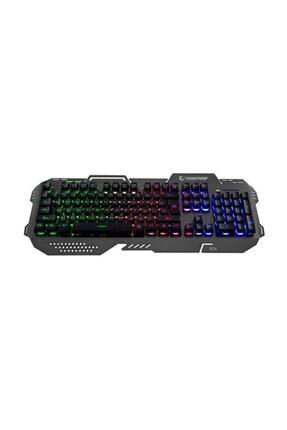 Everest Rampage Gökkuşağı Aydınlatmalı Multimedya Gaming Klavye KB-R74 0