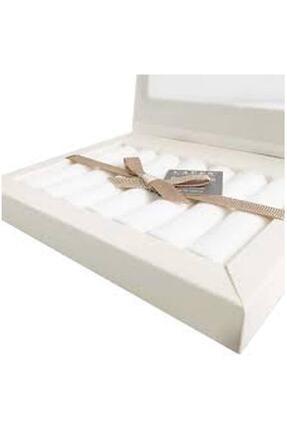 Capps Cap&more Bebek Ağız Mendili Seti (7 Li Paket), Unisex, Yumuşak Ve Ekstra Emici %100 Pamuklu-ekru 1