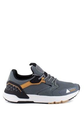 Lumberjack Move Gri Erkek Sneaker Ayakkabı 0