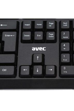 Avec Av-wk028 Kablosuz Klavye Mouse Seti 1