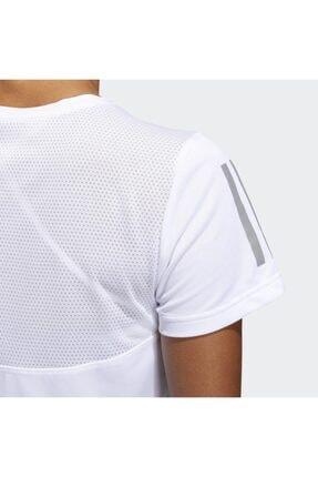 adidas Beyaz Kadın Koşu Tişörtü Dq2620 Own The Run Tee 3