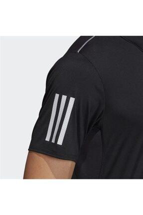 adidas CLUB 3STR POLO..-- Siyah Erkek T-Shirt 100403538 1