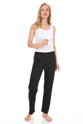 Vivoon Kadın Siyah Supreme Kumaş Pijama Altı 1