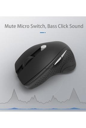 Philips 7 Tuşlu Ultra Sessiz Wireless Kablosuz Mouse 2