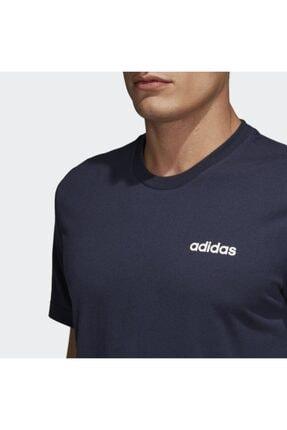 adidas E PLN TEE.- Siyah Erkek T-Shirt 100403527 2