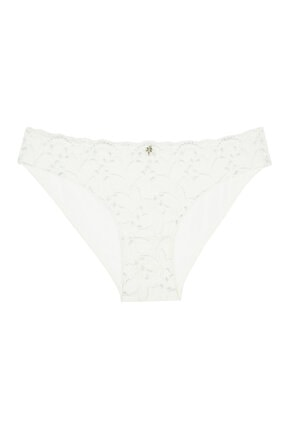 Penti Kar Beyaz Lotus Brailian Külot 3
