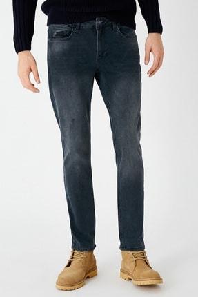 Koton Erkek Indigo Stone Jeans 1KAM43742LDFA6 2