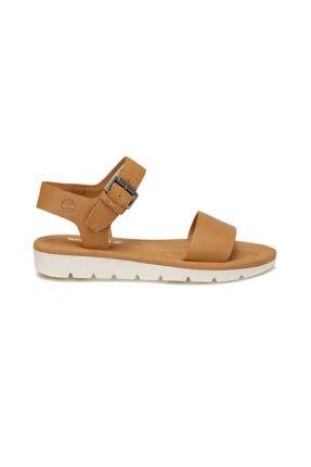 Timberland Lottıe Lou Camel Kadın Sandalet 1
