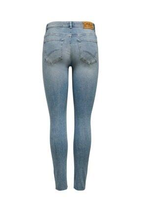 Only Carmen Lıfe Reg Kadın Jeans 15208306 1