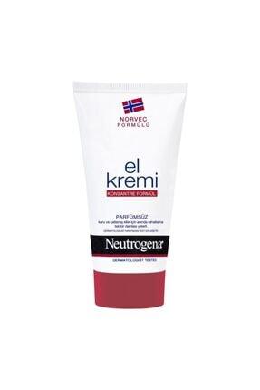 Neutrogena Parfümsüz El Kremi 75 ml + Dudak Kremi + Lpm El ve Bakım Sabunu Çilek 90 gr 0