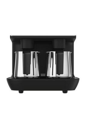 Arçelik Tkm 9961 S Siyah Çelik Ikili Türk Kahve Makinesi 0