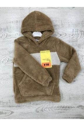 Esterella Kahverengi Erkek Çocuk Sweatshirt 0