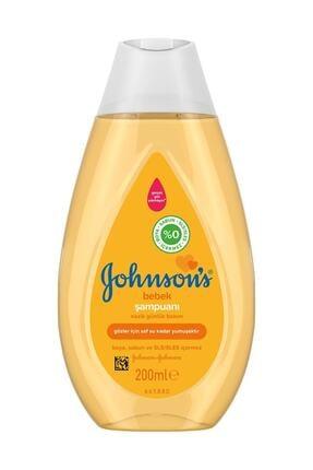 Johnson's Baby Johnson's Bebek Şampuanı 200 Ml 0
