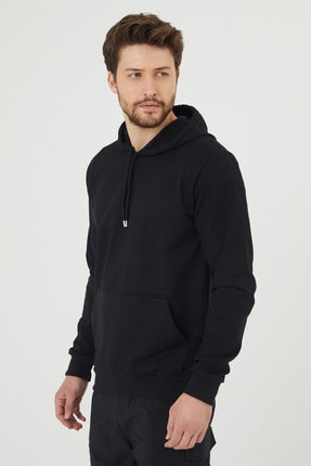 Phyasana Sqcar Unisex Kanguru Cepli Sweatshirt 1