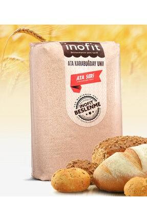 İnofit Atalık Taş Değirmen Karabuğday Unu 1 kg 0