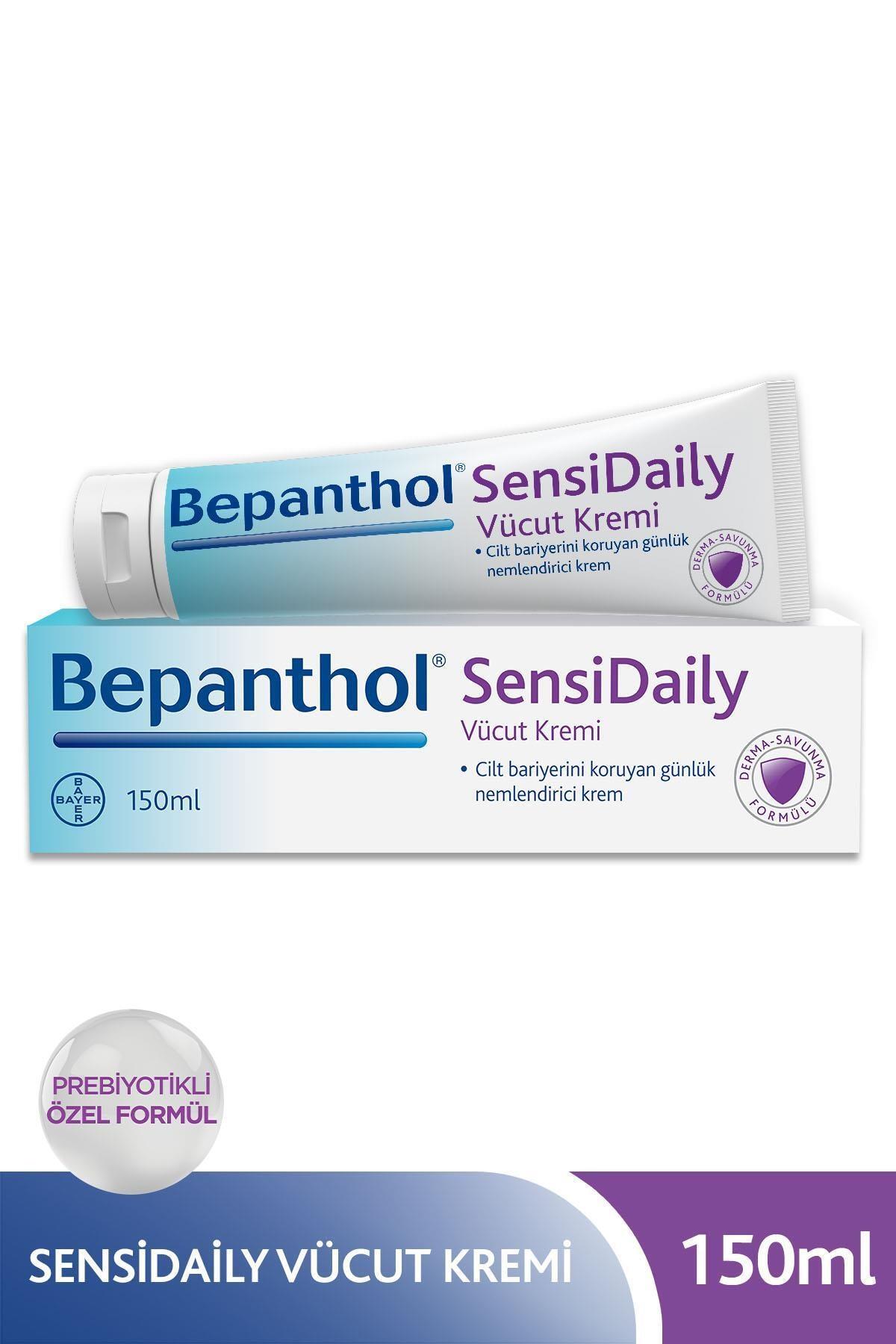 Bepanthol Sensidaily Vücut Kremi 150 ml 0