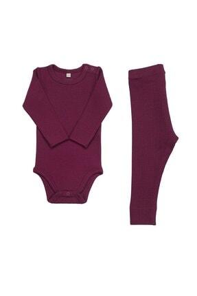Koalav Kendinden Fitilli Body Pantolon Set 0