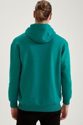 Defacto Nba Lisanslı Oversize Fit Unisex Kapüşonlu Sweatshirt 3