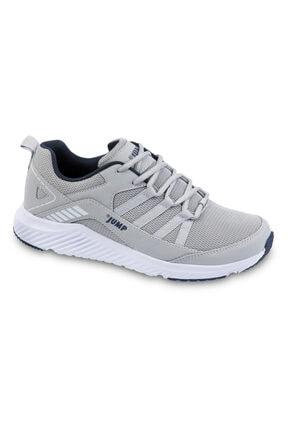 Jump Erkek Gri Yürüyüş ve Spor Ayakkabısı 0