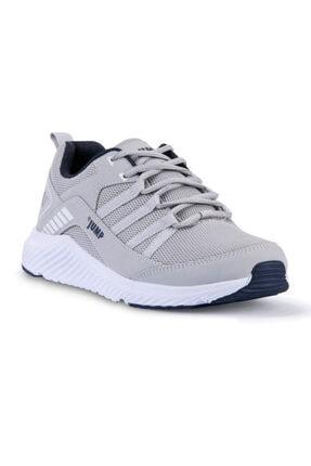 Jump Erkek Gri Yürüyüş ve Spor Ayakkabısı 1