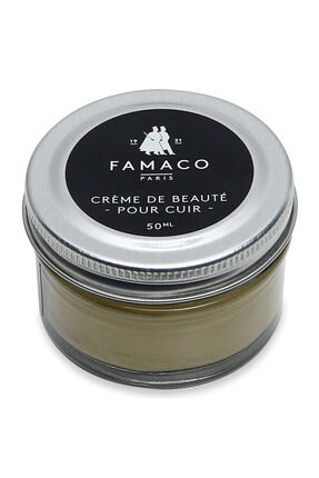 Famaco Paris Krem Ayakkabı Boyası 50 Ml Gold Altın 0