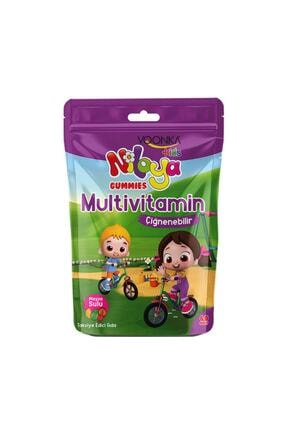 Voonka Kids Niloya Gummies Multivitamin 60 Adet 0