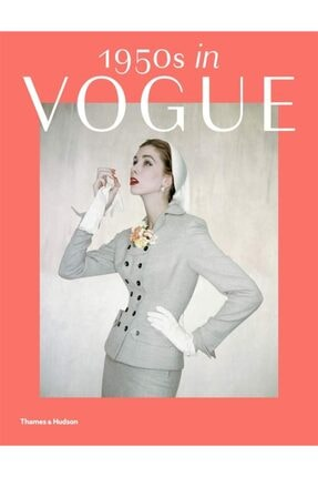 Thames & Hudson 1950s In Vogue: The Jessica Daves Years, 1952-1962 - Kitap 0