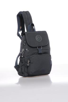 Smart Bags Smbk1138-0089 Füme Kadın Sırt Çantası 1