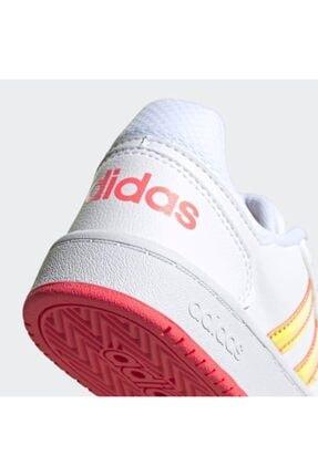 adidas Hoops 2.0 Spor Ayakkabı - Fw7616 3