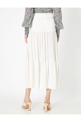 Koton Skirtly Yours Styled By Melis Agazat Firfir Detayli Etek 3