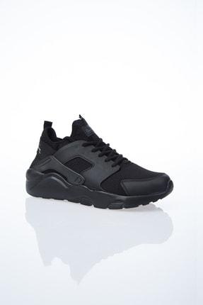 Pierre Cardin Erkek Günlük Spor Ayakkabı-siyah 1