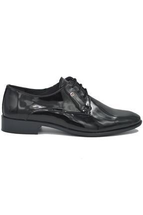 Pierre Cardin 70pc10 Siyah Rugan Erkek Klasik Ayakkabı 1