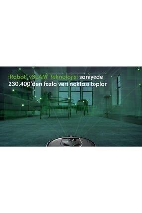 iRobot Roomba i7+ Wi-Fi'lı Robot Süpürge 1