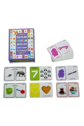 Diytoy Dıy-toy Flash Cards Süper Set 1