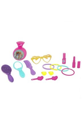 Barbie Kutulu Güzellik Seti 15 Parça 0