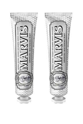 Marvis Smokers Whitening Mint 85 ml 2 Adet 0