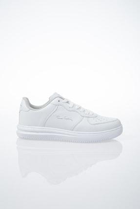 Pierre Cardin Kadın Günlük Spor Ayakkabı-Beyaz PCS-10148 0