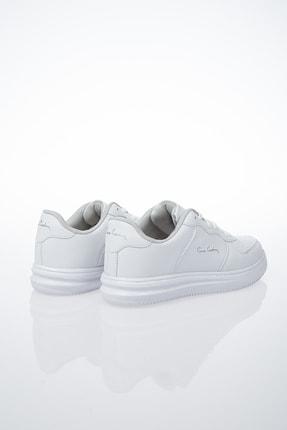 Pierre Cardin Kadın Günlük Spor Ayakkabı-Beyaz PCS-10148 3