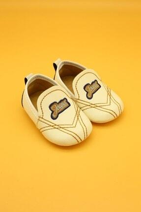 Bebek Ayakkabısı Patik Krem B125