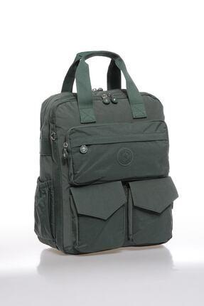 Smart Bags Kadın Haki Sırt Çantası Smbk1175-0005 1
