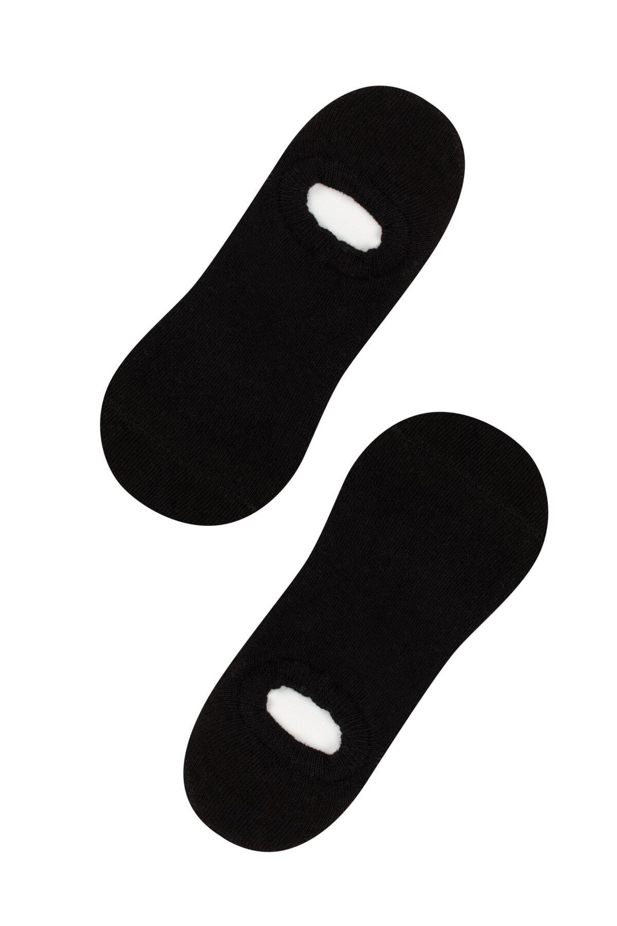 Penti Çok Renkli Erkek Çocuk Plane 2li Babet Çorap 2