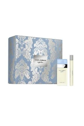 Dolce Gabbana Light Blue Edt 25 ml  Kadın Parfüm Seti 3423473145257 0