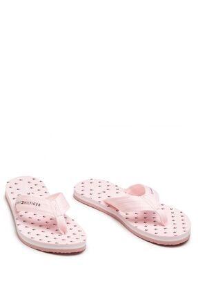 Tommy Hilfiger Kadın Th Mini Flags Beach Sandal Terlik Fw0fw05663 3